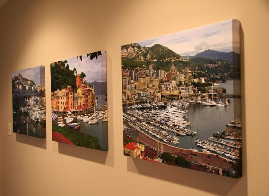Распечатать картину на стену с цифровой фотографии